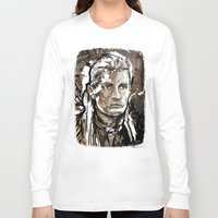 legolas Long Sleeve T-shirts featuring Legolas by Patrick Scullin