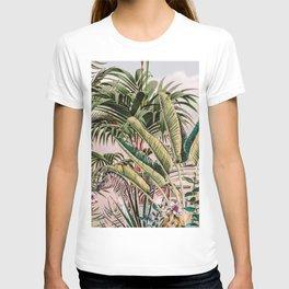 Paradisiacal tropical fantasy 02 T-shirt