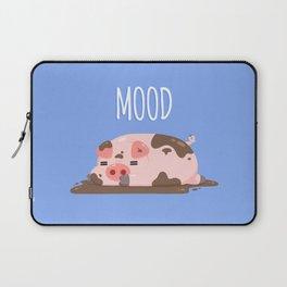 MOOD Pig Laptop Sleeve