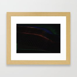 5H4D3 Framed Art Print