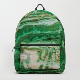 MINERAL BEAUTY - MALACHITE Backpack