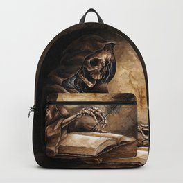 Skeleton Scribe Backpack