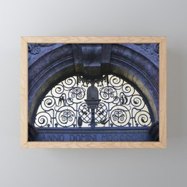 Fabulous Portal Framed Mini Art Print
