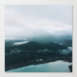 From High Above  Canvas Print