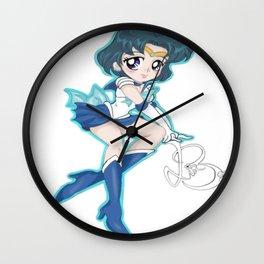 Pin Up SD Sailormercury Wall Clock