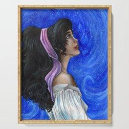 Esmeralda Serving Tray