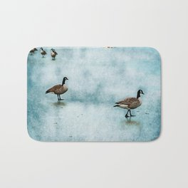 Follow the leader Bath Mat