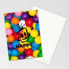 HAPPY GUMBALLS Stationery Cards