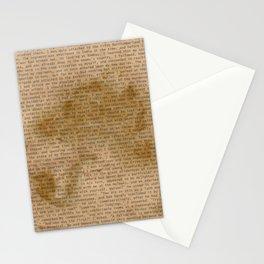 My Dear Watson Stationery Cards