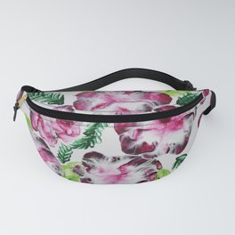FLOWERS FOR MISS IRMA Fanny Pack