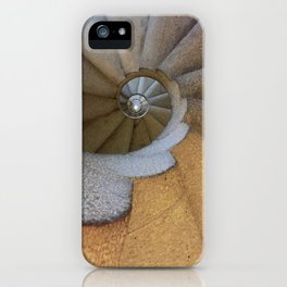 Spanish Spiral iPhone Case