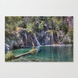 Hanging Lake Canvas Print