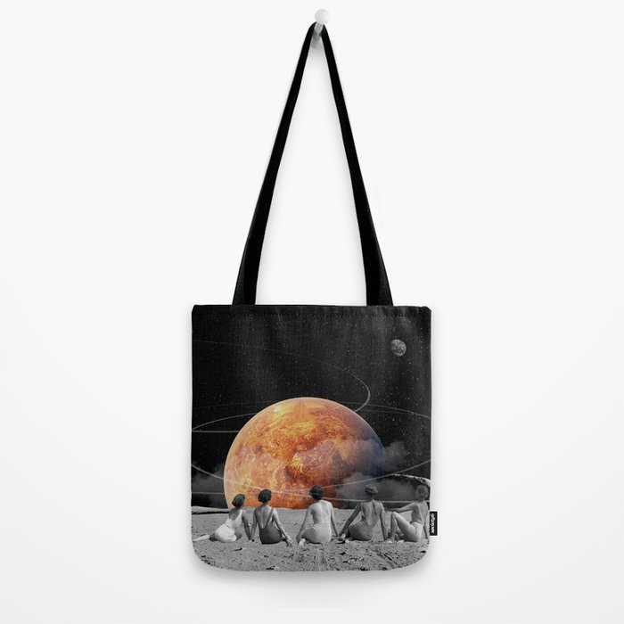 Venus Beach Tote Bag