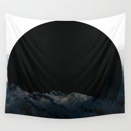 dark moon Wall Tapestry