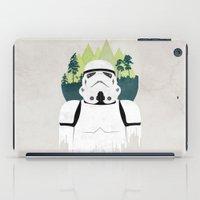 stormtrooper iPad Cases featuring Stormtrooper by Robert Scheribel