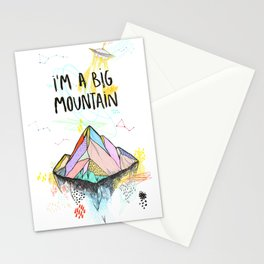 Big Mountain Stationery Cards