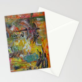 Jazz Stationery Cards