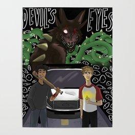 devil's eyes Poster