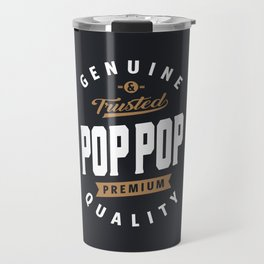Pop Pop Premium Quality Travel Mug