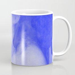 Japanese Porcelain Young Woman Braiding Her Hair Coffee Mug