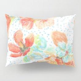 Desert Mallow floral pattern Pillow Sham