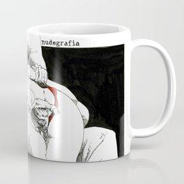 Nudegrafia - 004 fingering Coffee Mug