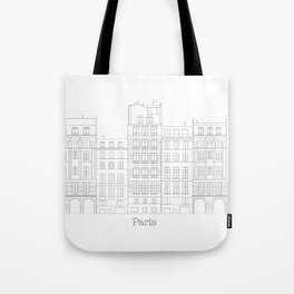 Untapped Paris Tote Bag