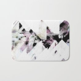 Diamond Dust Bath Mat