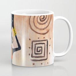 African red Coffee Mug