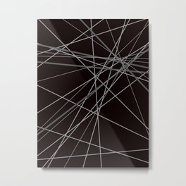 Fallow the path Metal Print