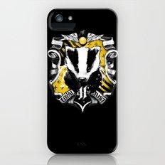 Hufflepuff Daddy Slim Case iPhone (5, 5s)