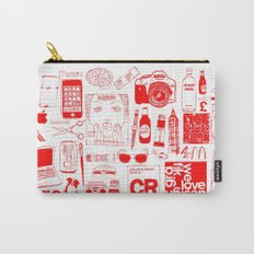 Graphics Design student poster Carry-All Pouch
