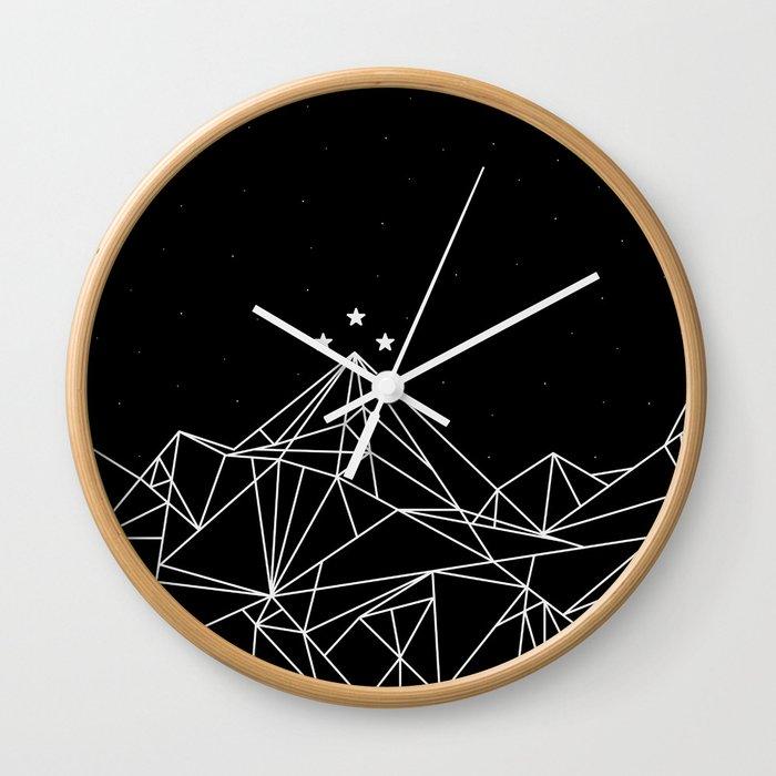 The Night Court Symbol Wall Clock By Torijacob Society6