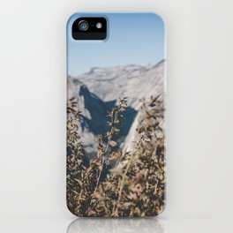 Yosemite iPhone Case