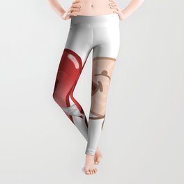 Heart And Mind Leggings