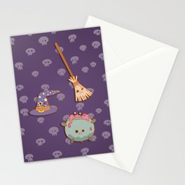 Witches, witches, witches Stationery Cards