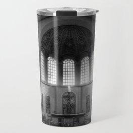St George In The East Church London Travel Mug