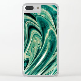 """""""In The Wind"""" Clear iPhone Case"""