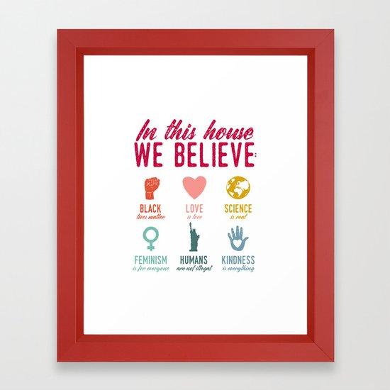 In This House We Believe by littlegoldpixel
