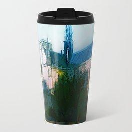 Notre Dame Travel Mug