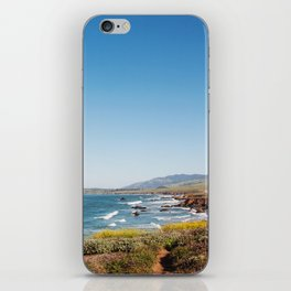 The Central Coast Calls iPhone Skin