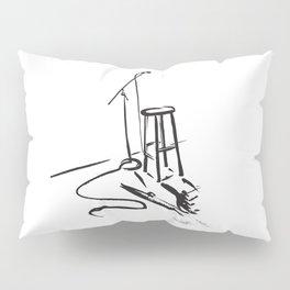 Open Mic by Kathy Morton Stanion Pillow Sham