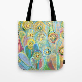 angel voices Tote Bag