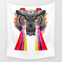 layzer owlz Wall Tapestry