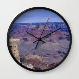 A View of the Grand Canyon Wall Clock