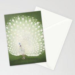 Peacock (1925 - 1936) by Ohara Koson (1877-1945) Stationery Cards
