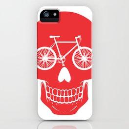 Bikehead iPhone Case