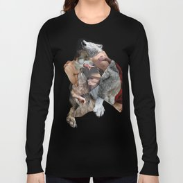 The Company of Wolves Long Sleeve T-shirt