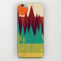 arizona iPhone & iPod Skins featuring Arizona by Kakel