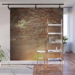 Amber Dawn Wall Mural